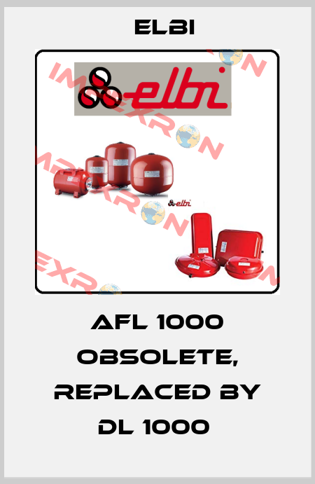 Elbi-AFL 1000 Obsolete, replaced by DL 1000  price