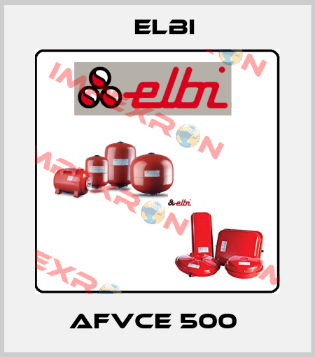 Elbi-AFVCE 500  price